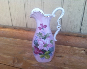 Vintage Norleans, Pitcher, Vase, Japan