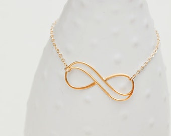 Eternal Bracelet with Infinity Symbol