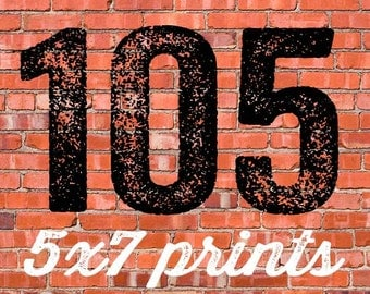 105 PRINTED INVITATIONS and white envelopes FREE shipping