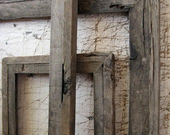 Frame Collection-- Weathered Grey