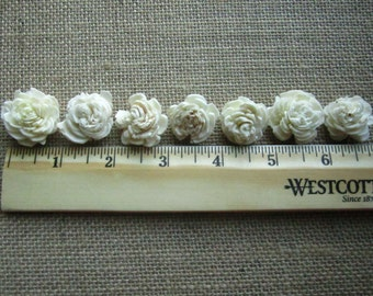 Sola Chrysanth Flowers  -- SET of 50 - Small