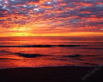 Sunrise Photograph - Fine Art, Wrightsville Beach, North Carolina