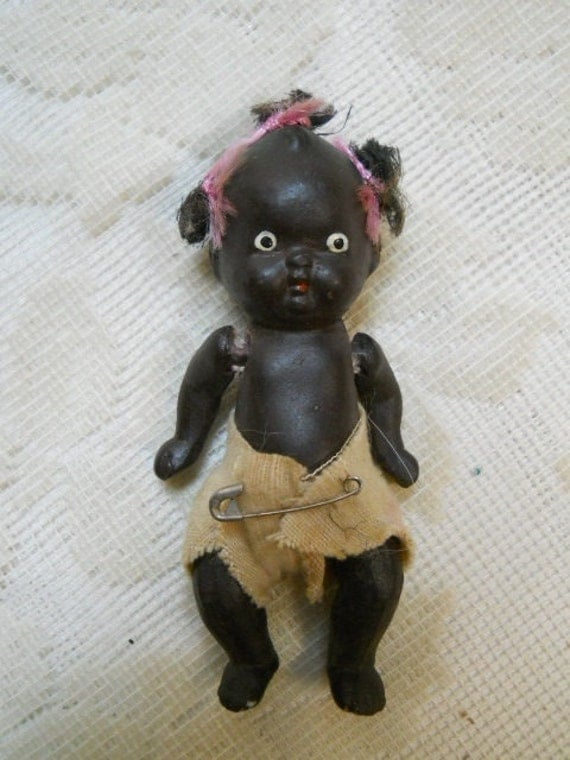 Vintage Black Baby Doll - Full Real Porn