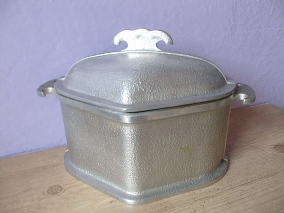 Antique 1940 S Guardian Service Aluminum Cookware By
