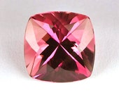 Red Tourmaline Antique Cut - RESERVED 9.390ct Brazil Loupe Clean for a Stunning Custom 18K Gold Cocktail Ring.