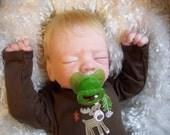 Reborn Christmas Baby Boy Doll - ON SALE