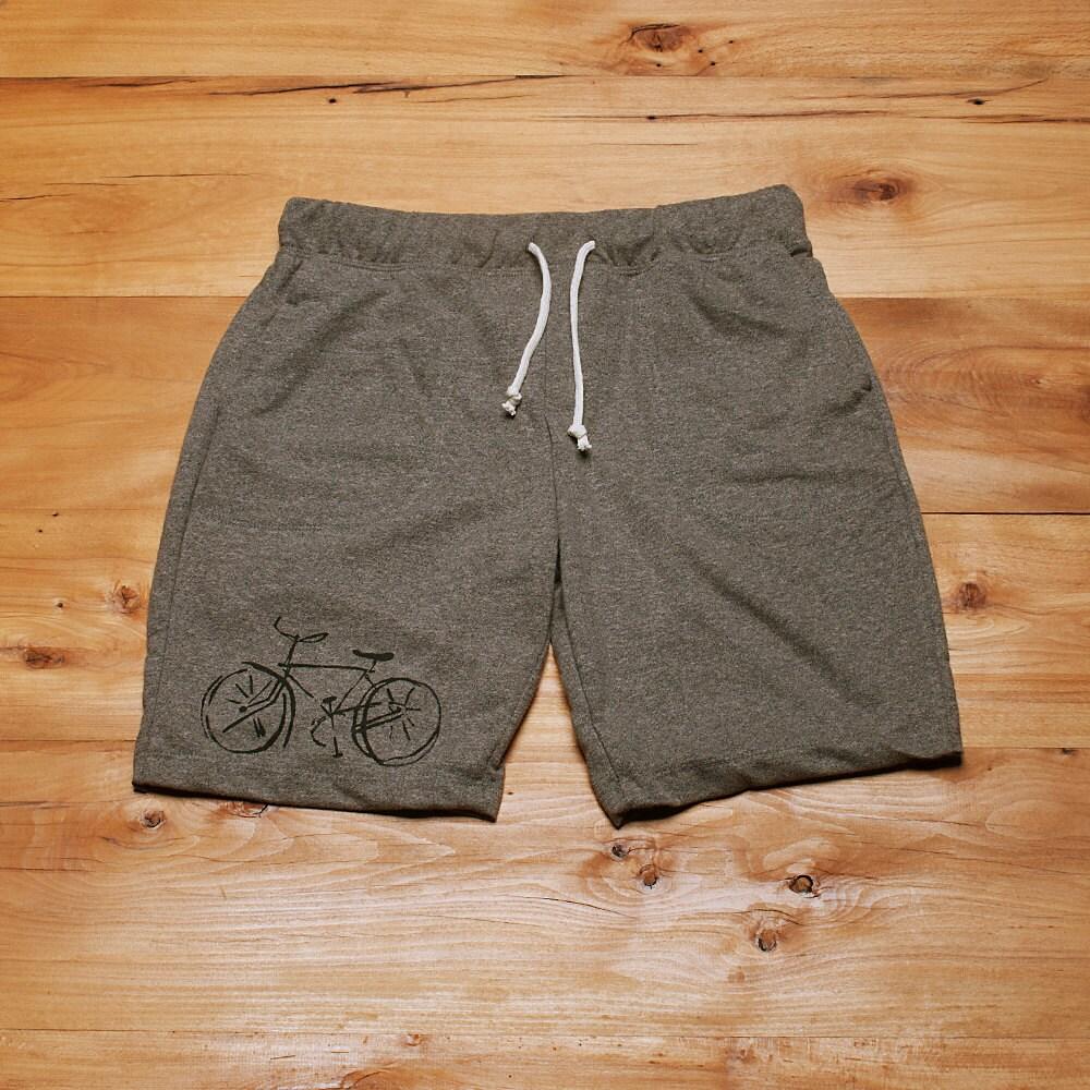 Bike Shorts Men's Shorts Men's Yoga Shorts Workout
