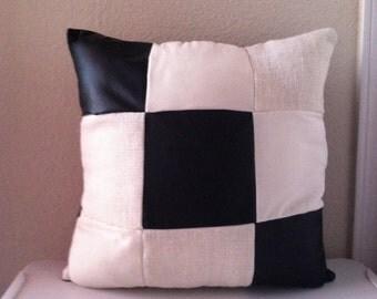 Quilt  Block Pillow