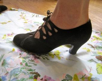 vintage 1920s shoes size 36