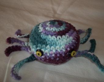 Octo the Octopus Amigurumi
