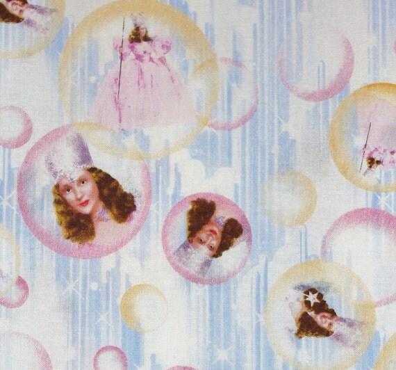 Wizard of Oz Fabric / Glinda the Good Witch / Last Yard!
