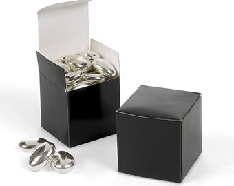 Black Favor boxes-12 EA.
