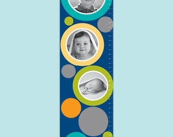 Personalized Photo Growth Chart - Picture Me