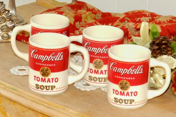 Campbell Soup Good Umm Umm Good Four Campbells