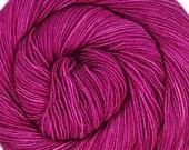 sw merino nylon high twist sock yarn ANTOINETTE hand dyed fingering weight 3.5oz 400 yards