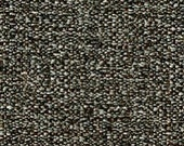 Two Tone Plain Dobby Weave - Work Horse Upholstery Fabric - High Performance Fabric - Color: Steel-  1 yard