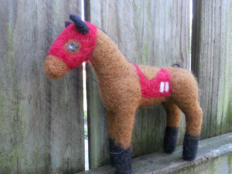 30″ THOROUGHBRED SIT ON TOY HORSE   Plush horse, Horses ...  Thoroughbred Toys