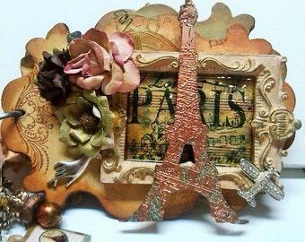 Bonjour Paris Mini Album
