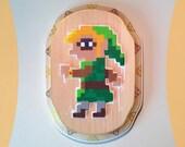 Link - Legend of Zelda; A Link Between Worlds - Inspired Art