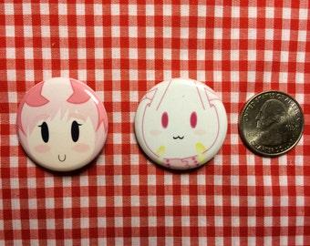 Madoka Button Set