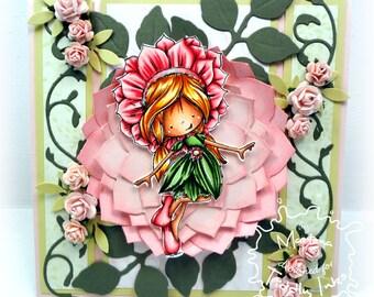 Handmade Greeting Card - Sunny Day
