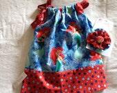 Pillowcase Dress, 2 Toddler