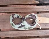Icky Zombie Mask : Ready ...