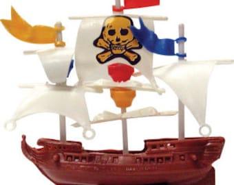 Pirate Ship Cake Decorating Novelty
