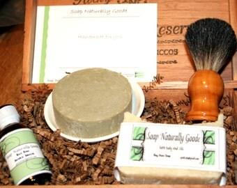 Men's Shaving and Grooming Kit, Gift Set