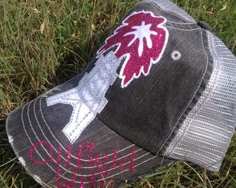 Roughneck Oilfield Driller Tool Pusher Derrick Hand WIFE Trucker Hat