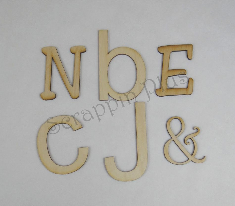 laser cut wooden letters and numbers 1 8 inch thick With laser cut letters and numbers