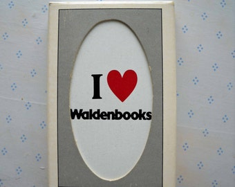 Waldenbooks Playing Cards