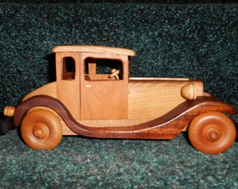 Wooden Model A Replica Handcrafted