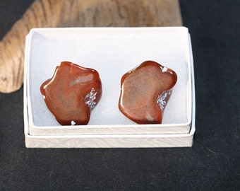 Both Halves of a Lake Superior Agate - Item R00138