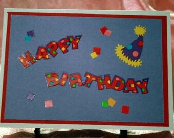 Birthday Card  20130262