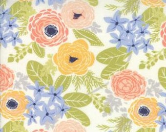 Sunnyside 1/2 yard of cotton fabric by Kate Spain for Moda fabric