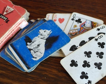vintage deluxe playing cards