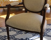 David's French Chair - Totally Refurbished- SALE