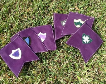 KNIGHTS & PRINCESS PARTY / Felt party Banner/garland/ Party decor