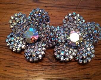 Aurora Borealis Crystal Earrings