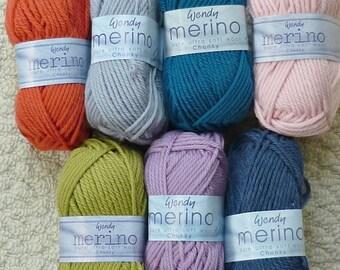 comment tricoter la laine wendy