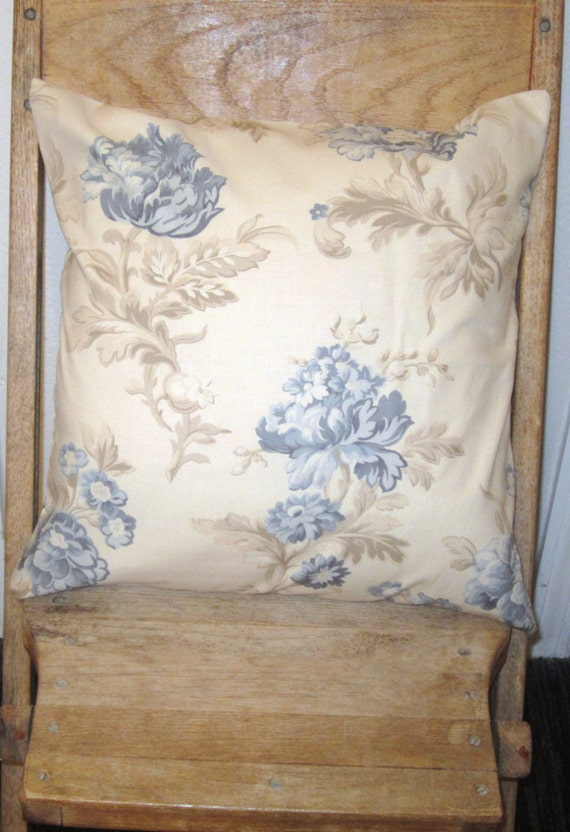 Items Similar To Decorative Throw Shabby Chic Pillow Cover