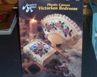 Victorian Bedroom Plastic Canvas Patterns