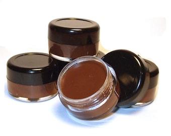 Pot style Lip Gloss BROWNIE POINTS Sheer High Shine Moisturizing