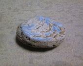 Specimen Rock Lake Michigan Blue Slag Stone