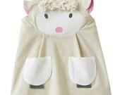 baby girls lamb dress