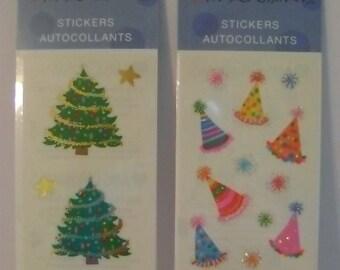 CLEARANCE - Mrs. Grossman's Sticker Sets