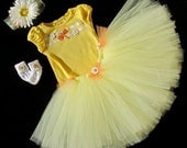"Reborn Tutu Set Hand Made Four Piece ""Princess Tutu Set"" for 18""-24"" Reborns Dragonflys and Flowers"