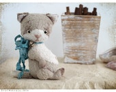 My new PATTERN Download to create teddy like Сat Kitty Nyashkin 6,5 inch
