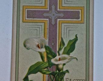 W.M Miller Easter Postcard 1911.